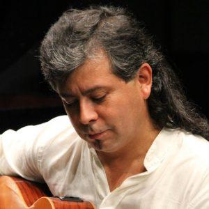 Der Musiker Oscar